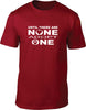 Until there are none adopt one Mens T-Shirt