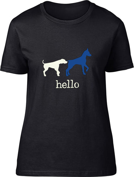 Hello Ladies T-Shirt