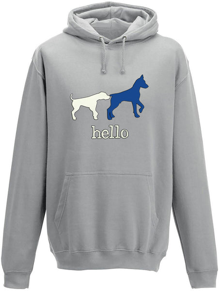 Hello Adults Hoodie