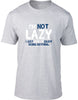 I'm not lazy Mens T-Shirt