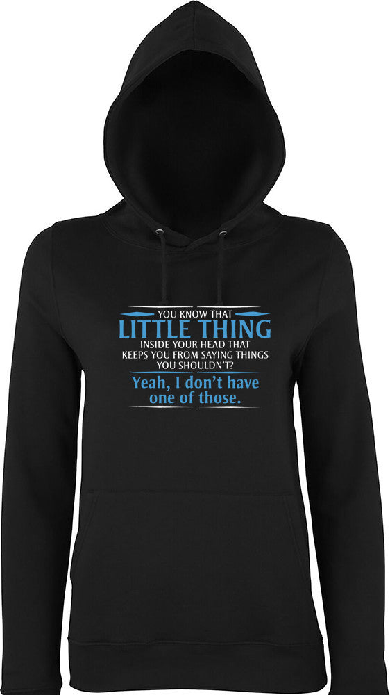 You know that little thing inside your head Kids Hoodie