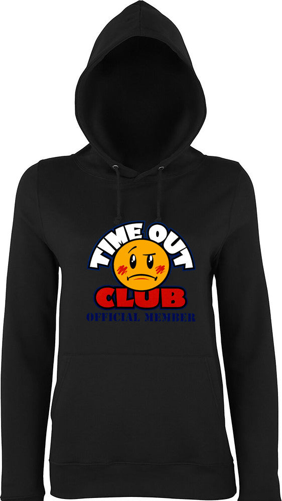 Time out club official member Kids Hoodie