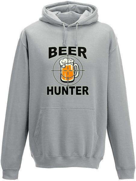 Beer Hunter Adults Hoodie