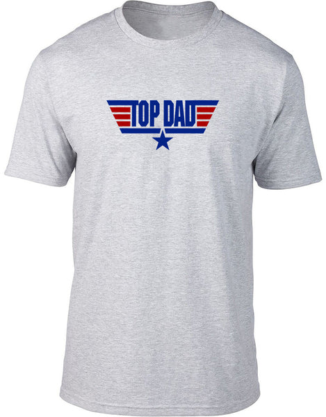 Top Dad Mens T-Shirt