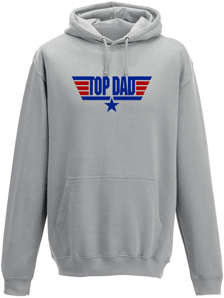 Top Dad Adults Hoodie