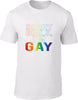 Sorry Girls I'm Gay Mens T-Shirt