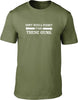 Don't need a permit for these guns Mens T-Shirt