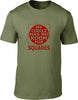 My circle has no room for squares Mens T-Shirt