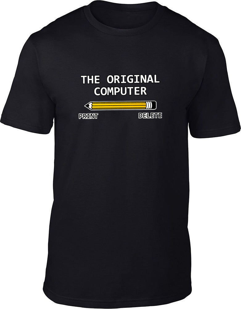 The Original Computer Mens T-Shirt