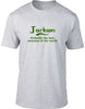 Jackson Probably The Best Surname In The World Mens T Shirt