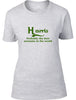 Harris Probably The Best Surname In The World Ladies T Shirt