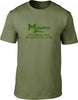 Moore Probably The Best Surname In The World Mens T Shirt
