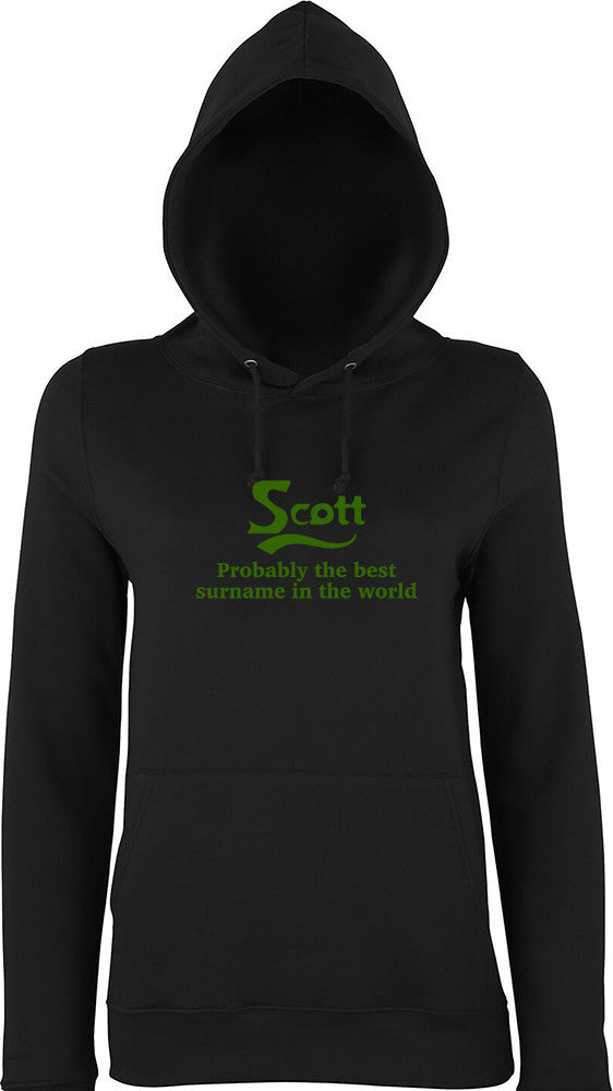 Scott Probably The Best Surname In The World Kids Hoodie