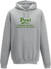 Wells Probably The Best Surname In The World Adults Hoodie