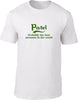Patel Probably The Best Surname In The World Mens T Shirt
