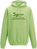 Spencer Probably The Best Surname In The World Adults Hoodie