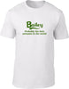 Bailey Probably The Best Surname In The World Mens T Shirt