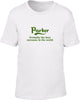 Parker Probably The Best Surname In The World Kids T Shirt