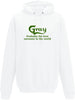 Gray Probably The Best Surname In The World Adult Hoodie