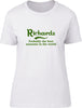 Richards Probably The Best Surname In The World Ladies T Shirt