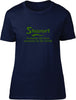 Stewart Probably The Best Surname In The World Ladies T Shirt