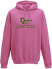 Dean Probably The Best Surname In The World Adults Hoodie