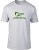 Foster Probably The Best Surname In The World Mens T Shirt