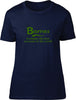 Barnes Probably The Best Surname In The World Ladies T Shirt