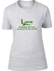 Lane Probably The Best Surname In The World Ladies T Shirt