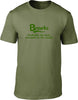 Brooks Probably The Best Surname In The World Mens T Shirt