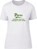 Pisces Probably The Best Star Sign In The World Ladies T Shirt