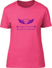 Angel Watch and Rescue Ladies T-Shirt
