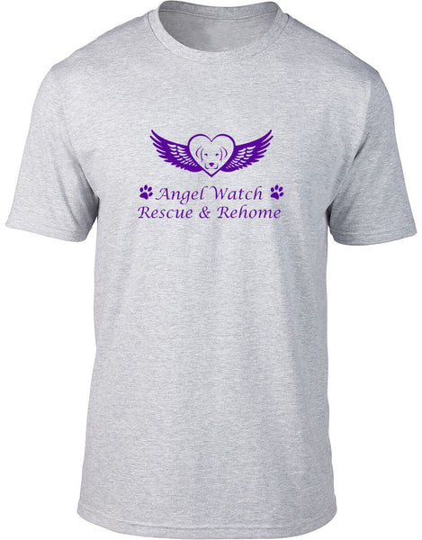 Angel Watch and Rescue Mens T-Shirt
