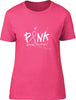 Pink spread the Hope Ladies T-Shirt