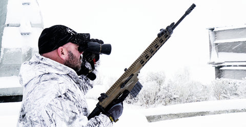 A Combat Rifle and a Prepper Rifle are NOT the Same Gun ... on preppers bug out vehicle, preppers container houses, doomsday bunker construction plans, preppers in houston texas, survival bunker plans,