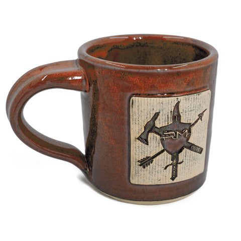 Handmade Mug Copper