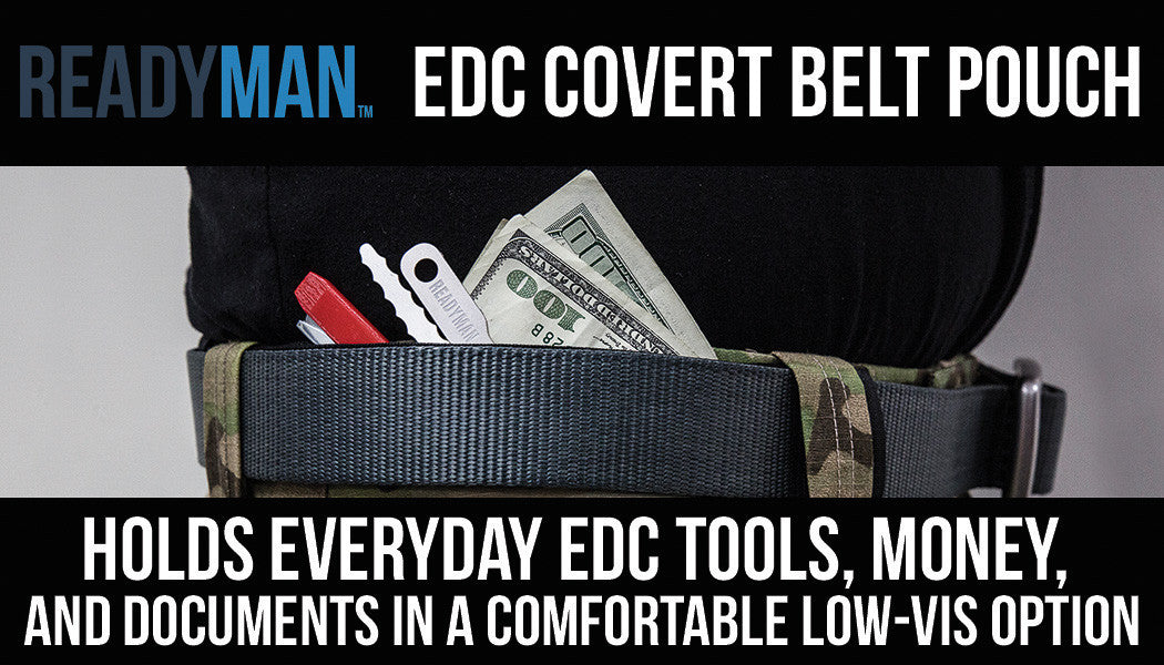 EDC Covert Belt Pouch
