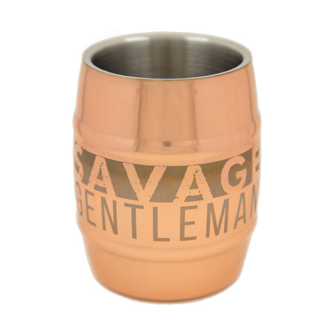 Savage Gentlemen Engraved Mug
