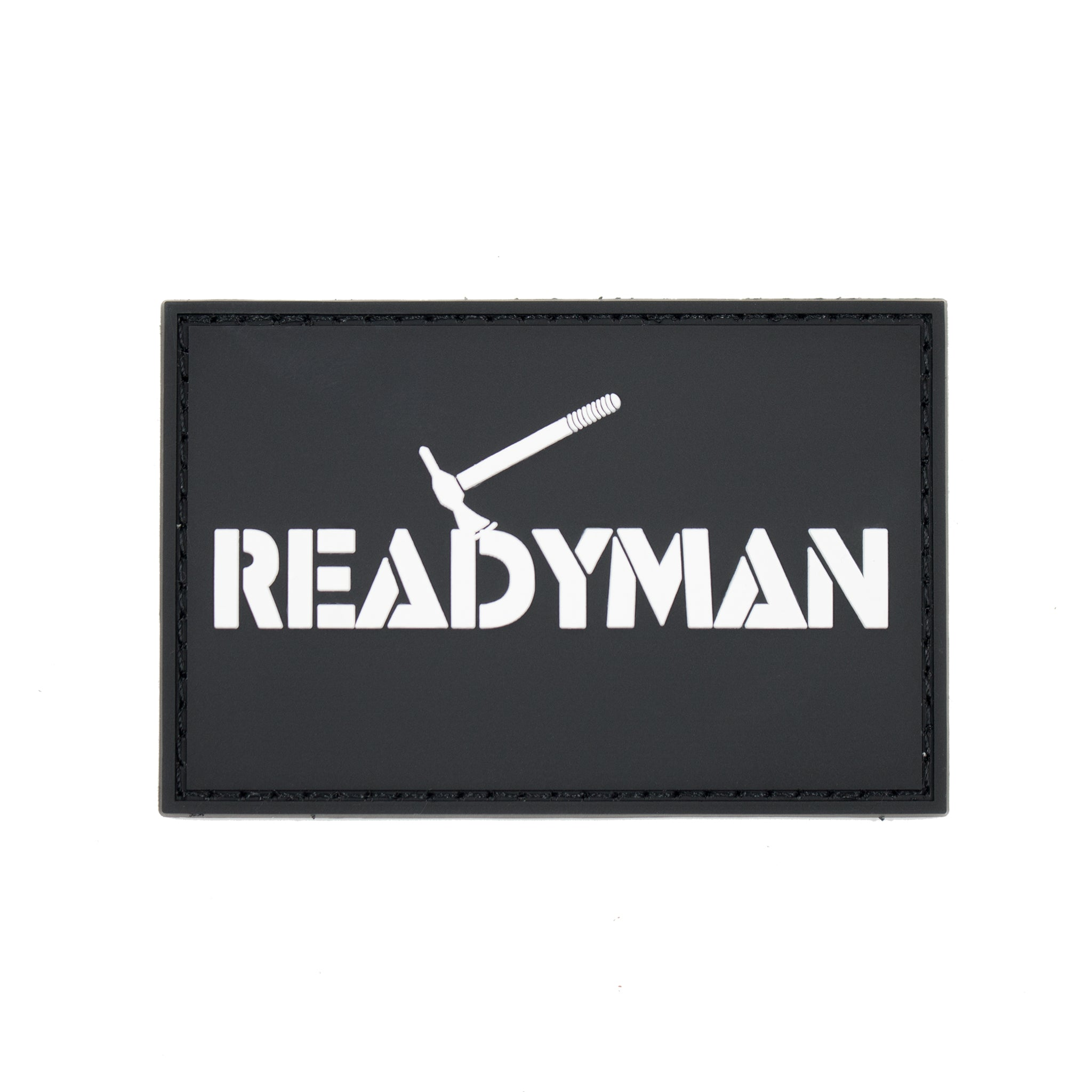 ReadyMan Hatchet PVC Patch