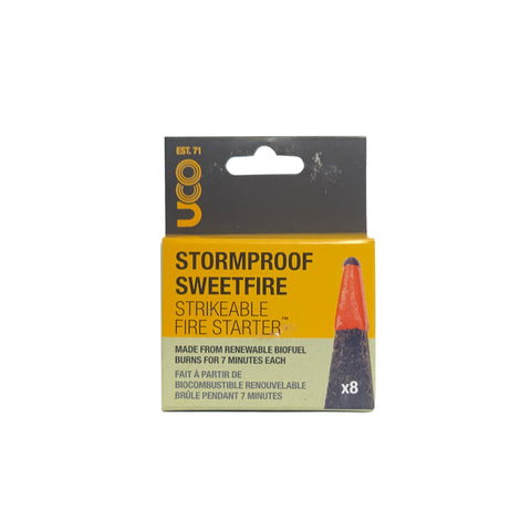UCO Stormproof Sweetfire Match Kit (8 Count)