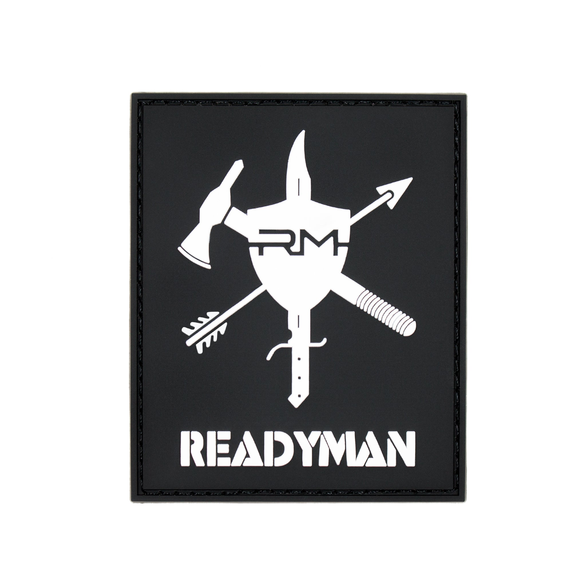 ReadyMan Logo PVC Patch