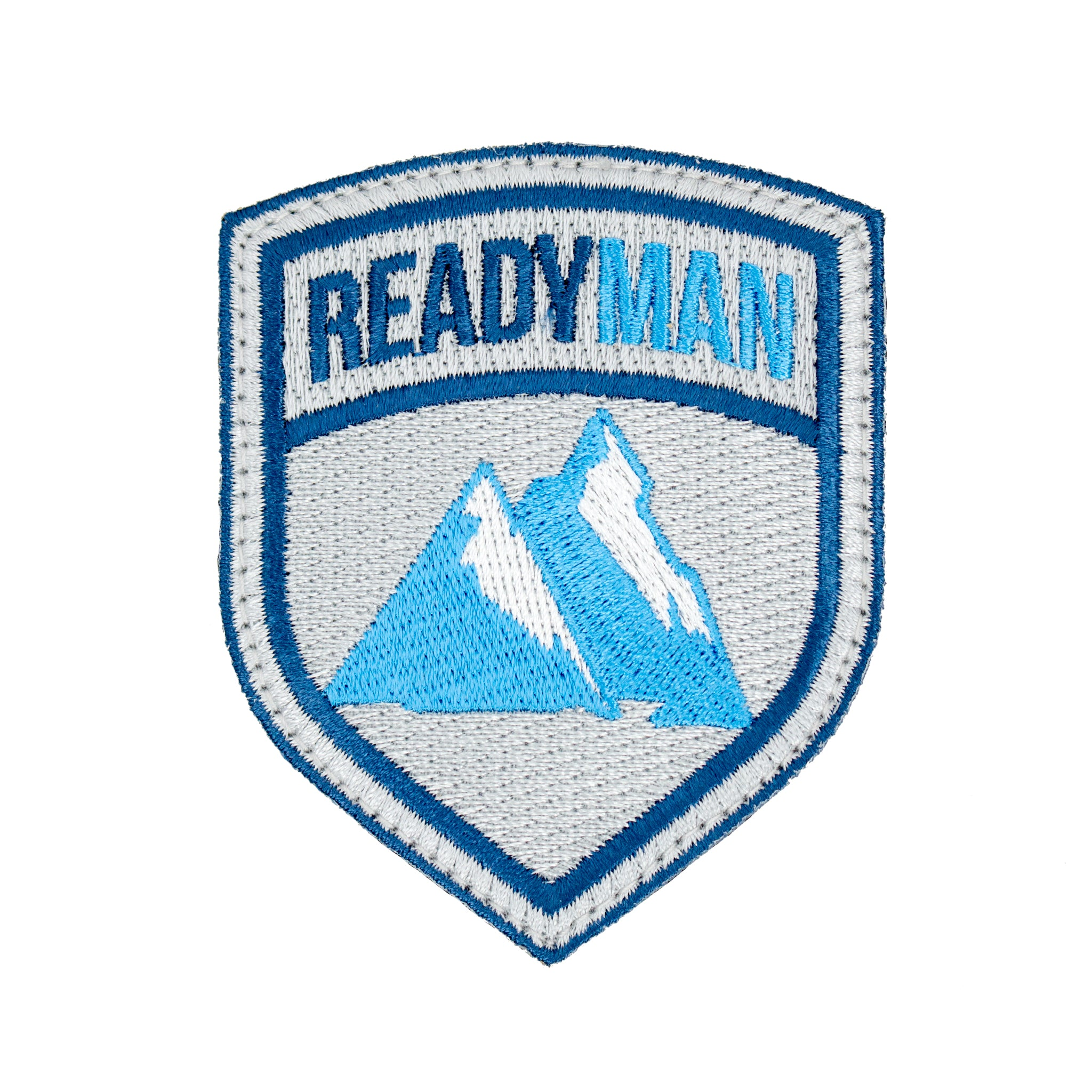 Mountain Shield Patch
