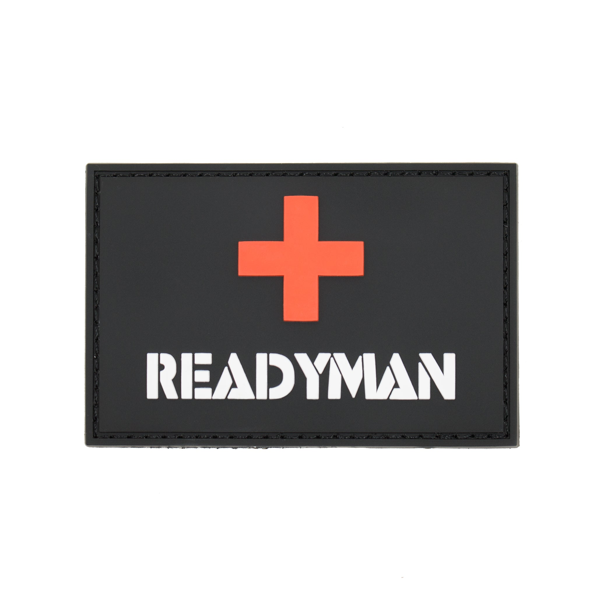ReadyMan Red Cross PVC Patch
