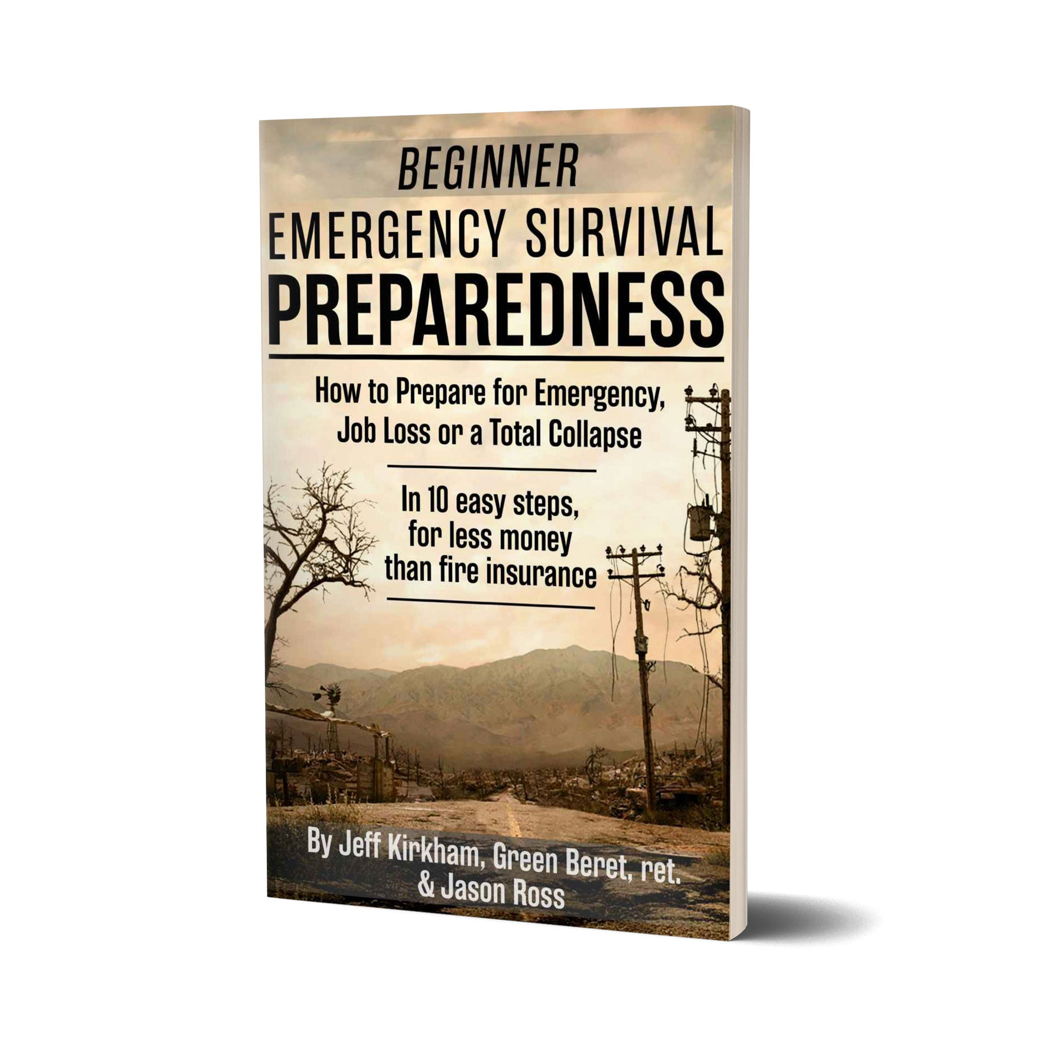 Beginner Emergency Survival Preparedness