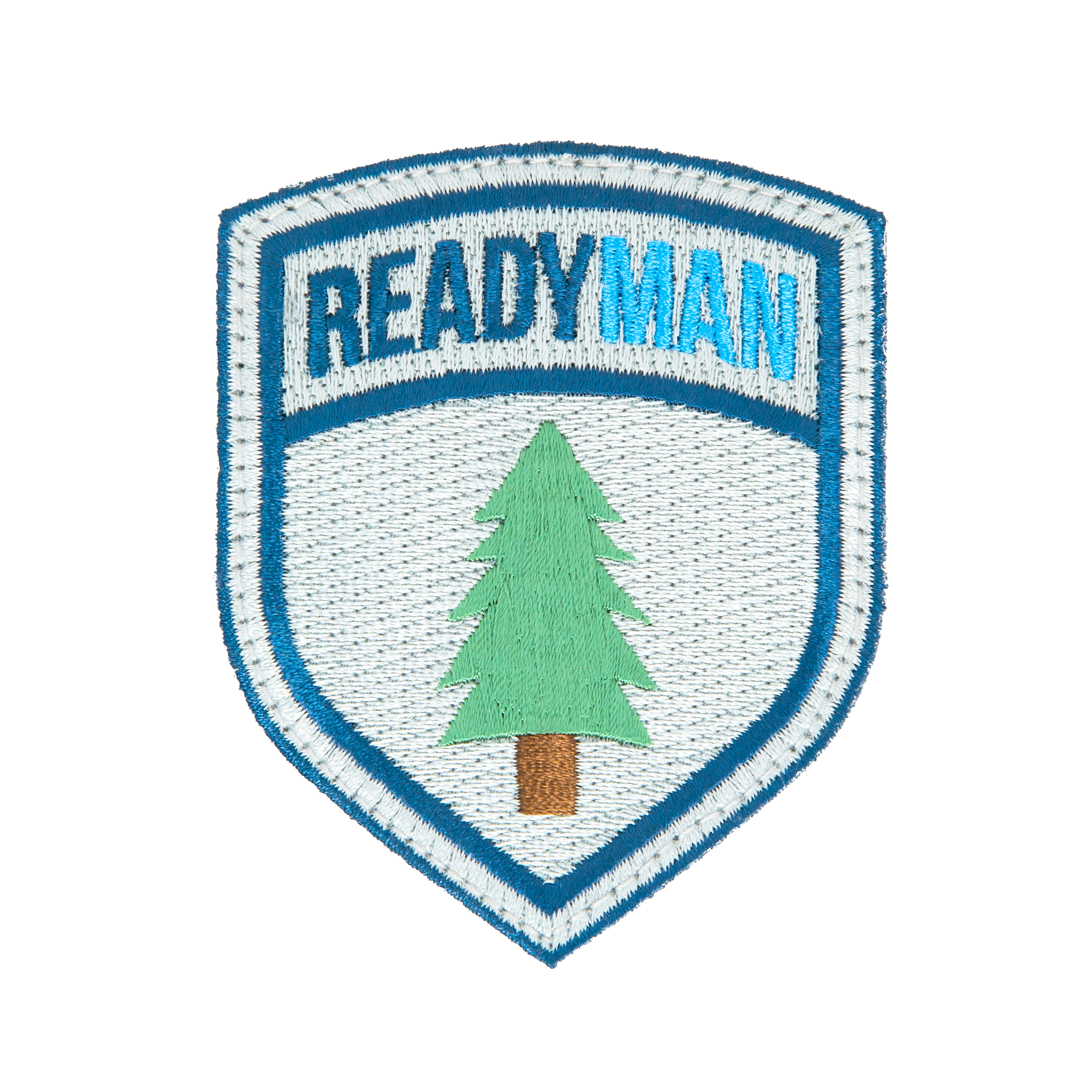 READYMAN Bushcraft Shield Patch