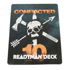 Conflicted: The Survival Card Game, ReadyMan Deck
