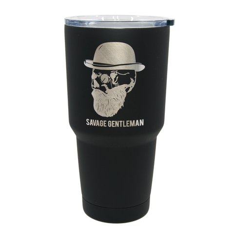 Savage Gentleman Tumbler