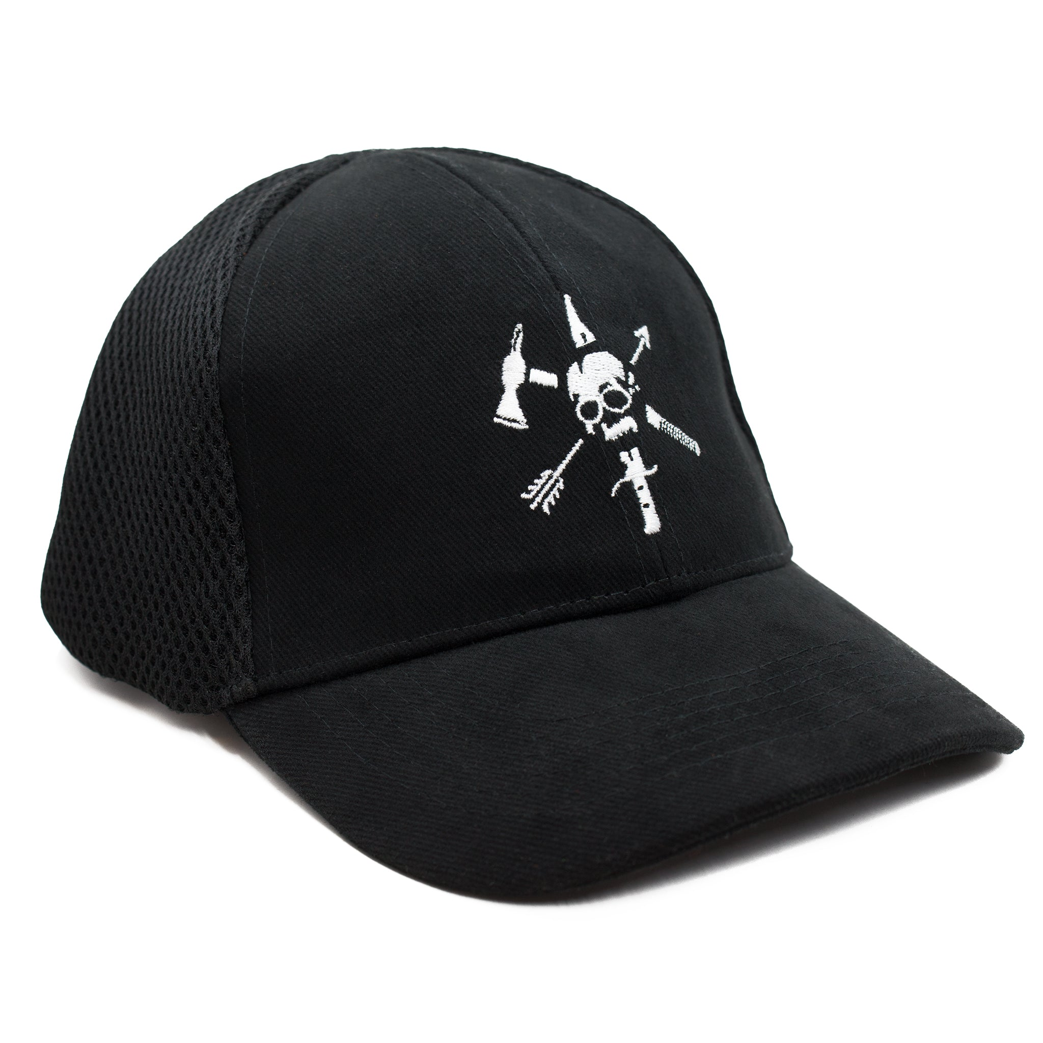 ReadyMan Skull Logo Hat (Center)