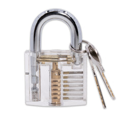 DIY Acrylic Training Lock Assembly Kit