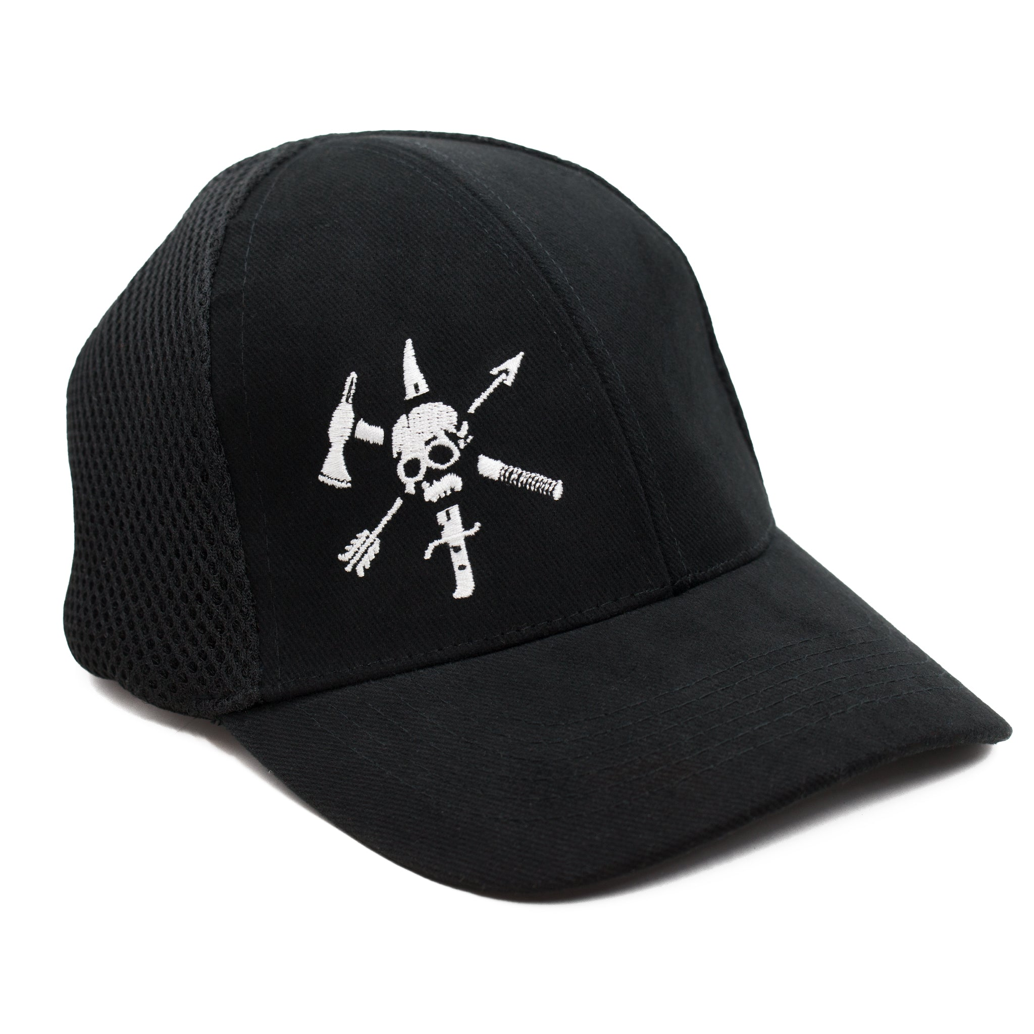 ReadyMan Skull Logo Hat (Left)